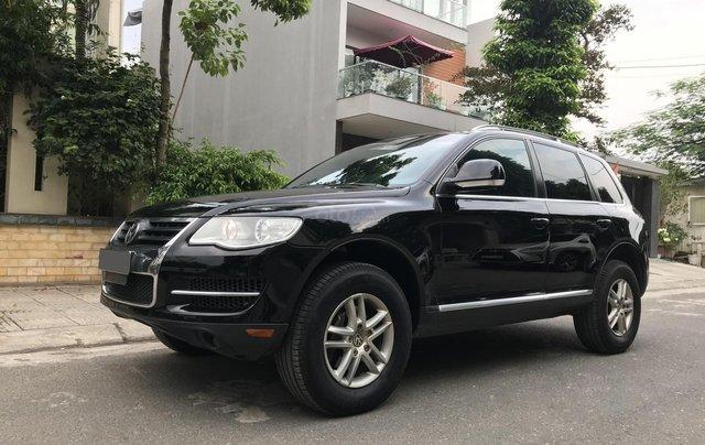 Chính chủ bán Volkswagen Touareg máy xăng 3.6L, sản xuất 2008, đứng tên công ty, nhập khẩu nguyên chiếc5