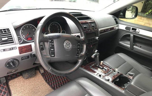 Chính chủ bán Volkswagen Touareg máy xăng 3.6L, sản xuất 2008, đứng tên công ty, nhập khẩu nguyên chiếc10