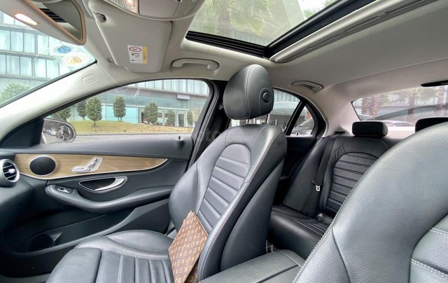 Mercedes C250 SX 2015 model 2016 màu trắng nội thất đen11