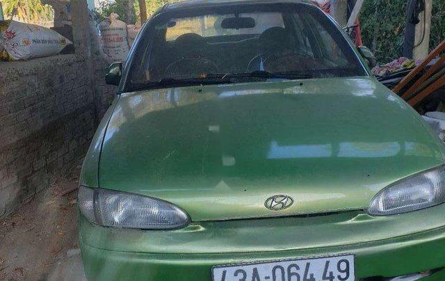 Cần bán gấp Honda Accord năm sản xuất 1996, màu xanh lá, nhập khẩu nguyên chiếc giá cạnh tranh0