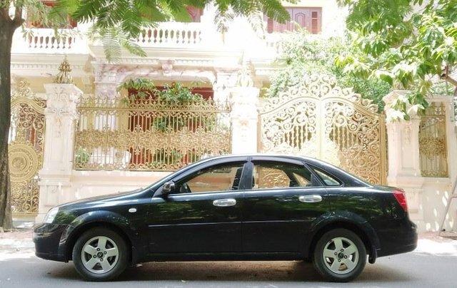 Daewoo Lacetti 1.6MT sản xuất 20118