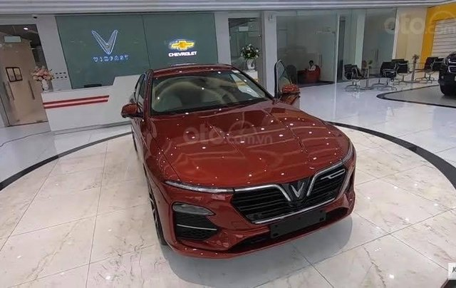 Xe VinFast Lux A2.0 2.0 AT 20202
