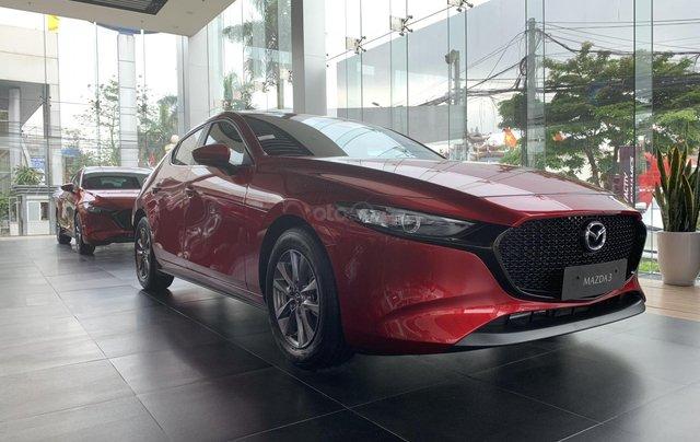 Bán Mazda 3 2020 - Ưu đãi đặc biệt lên đến 70 triệu - trả trước chỉ 192 triệu - đủ màu - giao ngay0