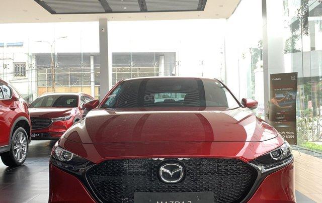 Bán Mazda 3 2020 - Ưu đãi đặc biệt lên đến 70 triệu - trả trước chỉ 192 triệu - đủ màu - giao ngay3