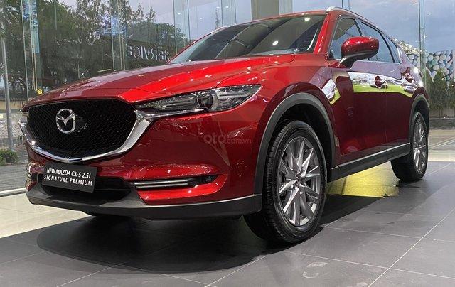 New Mazda CX5- Ưu đãi tiền mặt- Tặng bảo hiểm 2 chiều-Trả trước 230 Triệu4