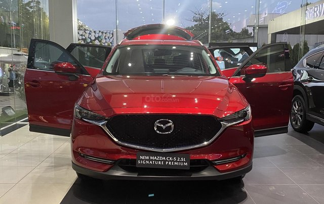 New bán Mazda CX 5 - ưu đãi tốt - giảm 50% thuế trước bạ - đủ màu - liên hệ ngay để nhận thêm ưu đãi1