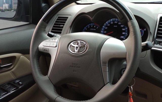 Cần bán nhanh xe Toyota Fortuner sản xuất năm 2013, giá chỉ 555 triệu6