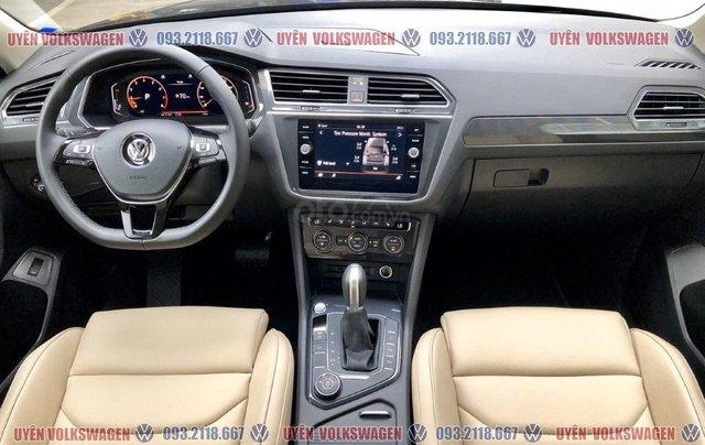 Tin hot, ưu đãi lớn xe Tiguan bản cao cấp, đủ màu sắc, hỗ trợ ngân hàng 90% - LS tốt - giao xe tận nhà, LH Ms Uyên1
