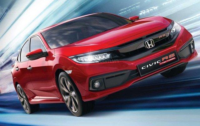 Honda Civic 1.5 RS 2020 -  KM gói bảo hiểm, tiền mặt, phụ kiện đi kèm xe, gia hạn gói BH xe0
