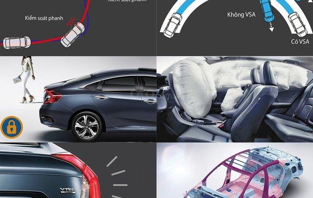 Honda Civic 1.5 RS 2020 -  KM gói bảo hiểm, tiền mặt, phụ kiện đi kèm xe, gia hạn gói BH xe4
