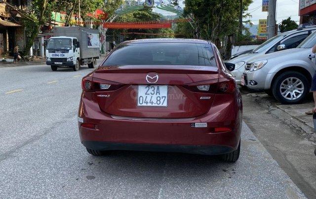 Bán nhanh xe Mazda 3 đời 2017 xe đẹp như mới0