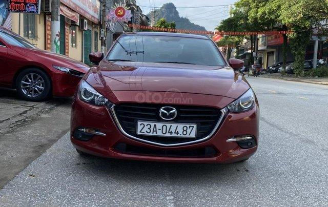 Bán nhanh xe Mazda 3 đời 2017 xe đẹp như mới2