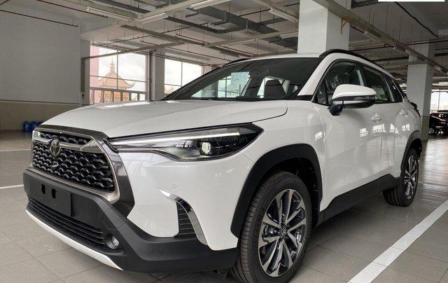 Toyota Corolla Cross 2020 giao xe ngay, nhiều ưu đãi0
