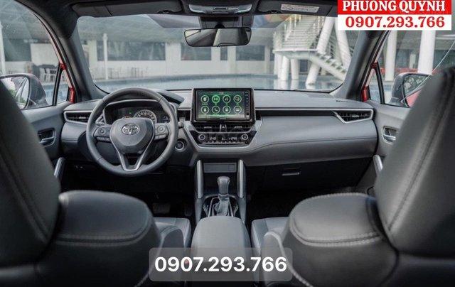 Toyota Corolla Cross 2020 giao xe ngay, nhiều ưu đãi1