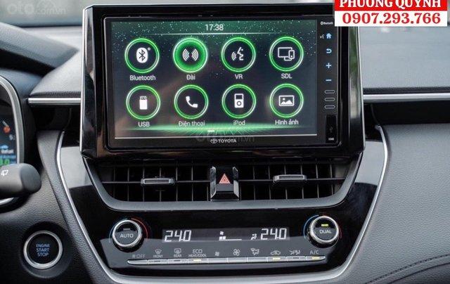 Toyota Corolla Cross 2020 giao xe ngay, nhiều ưu đãi3