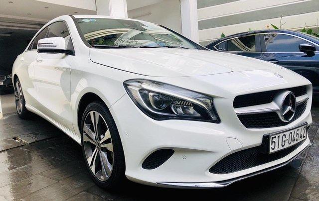 Bán Mercedes Benz CLA 200 2018 xe đẹp, bao check hãng2