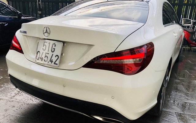 Bán Mercedes Benz CLA 200 2018 xe đẹp, bao check hãng6