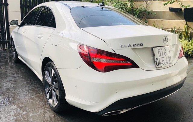 Bán Mercedes Benz CLA 200 2018 xe đẹp, bao check hãng8
