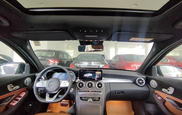 Xe lưu kho đại lý - C300 AMG 2019 đỏ, mới 100%, chỉ đóng 2% thuế trước bạ như xe cũ3