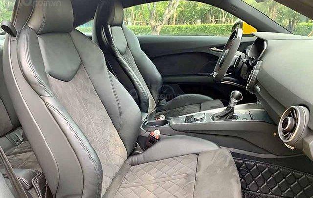 Cần bán gấp Audi TT sản xuất năm 2018, màu vàng, nhập khẩu còn mới1