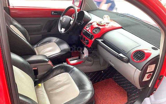 Bán Volkswagen New Beetle 2004, màu đỏ, nhập khẩu nguyên chiếc   4