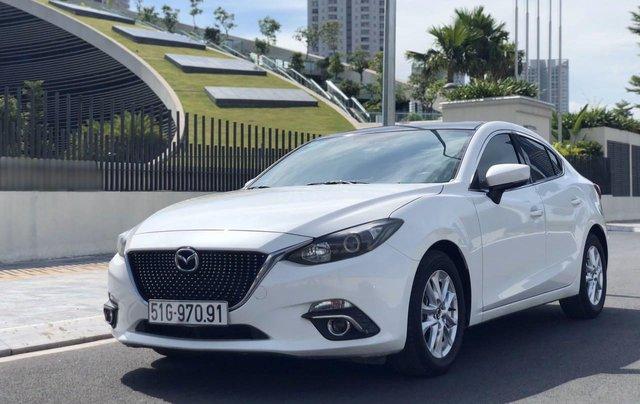 Mazda 3 1.5AT SX 2016 siêu đẹp0