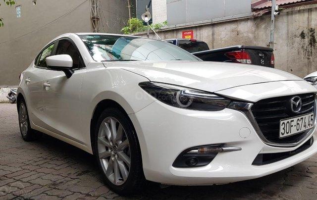Chính chủ bán xe Mazda 3 2018 AT 2.0, mới đi 2 vạn1