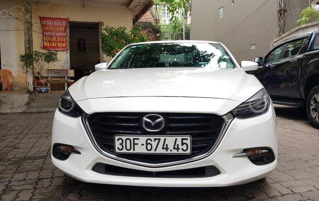 Chính chủ bán xe Mazda 3 2018 AT 2.0, mới đi 2 vạn0