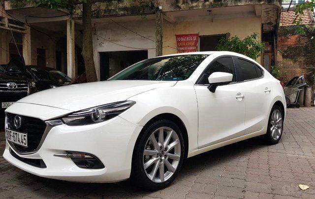 Chính chủ bán xe Mazda 3 2018 AT 2.0, mới đi 2 vạn4