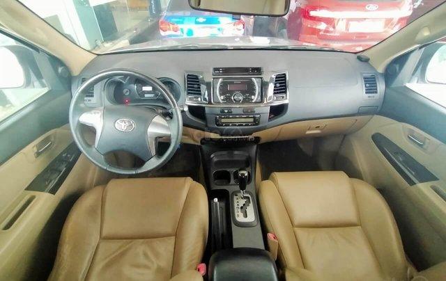 Toyota Fortuner 2.7V AT 2016 xe bán chính hãng3