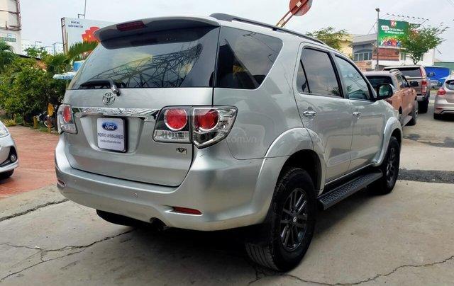 Toyota Fortuner 2.7V AT 2016 xe bán chính hãng6