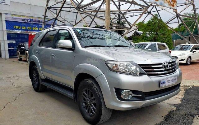 Toyota Fortuner 2.7V AT 2016 xe bán chính hãng5