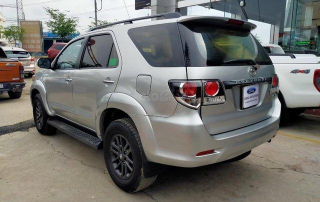 Toyota Fortuner 2.7V AT 2016 xe bán chính hãng7