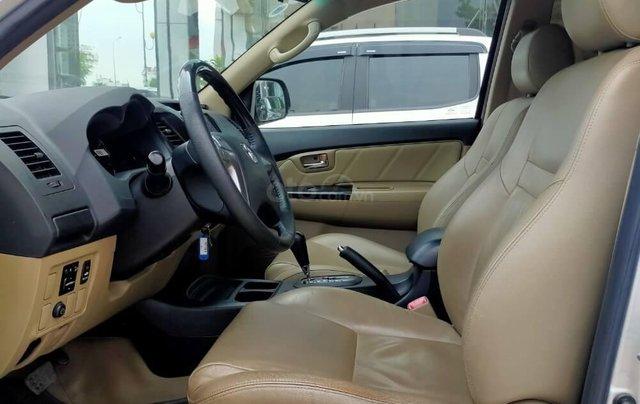 Toyota Fortuner 2.7V AT 2016 xe bán chính hãng8
