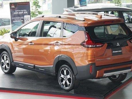 Mitsubishi Xpander Cross 2020 - tặng bảo hiểm BHVC - giá tốt - đủ màu - liên hệ ngay để nhận ưu đãi1