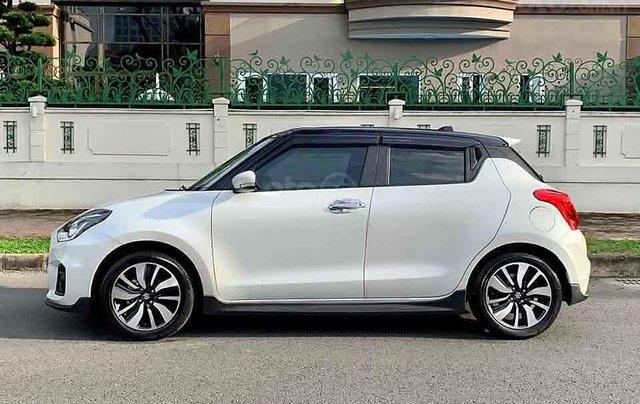 Bán Suzuki Swift đời 2019, màu trắng, nhập khẩu, 555 triệu2
