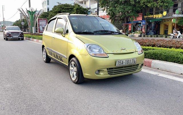 Bán xe Chevrolet Spark đời 2009, 105 triệu4