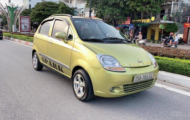 Bán xe Chevrolet Spark đời 2009, 105 triệu5
