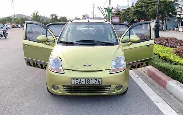Bán xe Chevrolet Spark đời 2009, 105 triệu11
