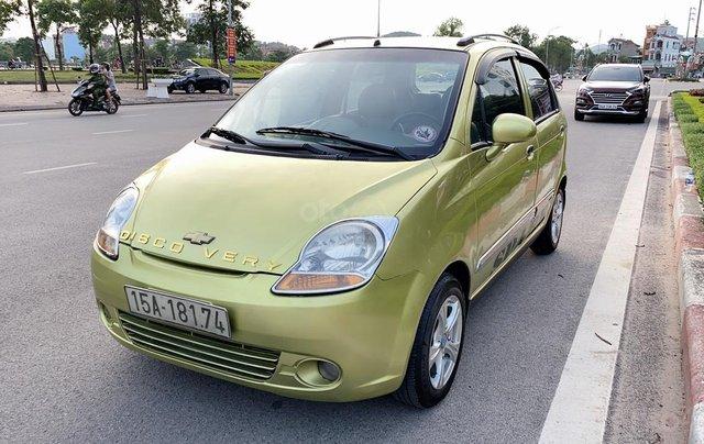 Bán xe Chevrolet Spark đời 2009, 105 triệu10