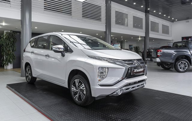 Mitsubishi Xpander AT 2020 nhập Indo-Hỗ trợ trước bạ, giảm ngay 20tr, để được giá tốt nhất xin LH0