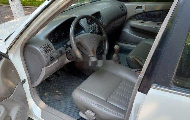 Bán Toyota Corolla Altis 1997, màu trắng, số sàn, giá chỉ 135 triệu10