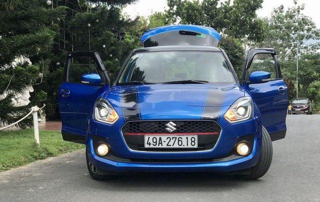 Cần bán Suzuki Swift 2019, màu xanh lam, nhập khẩu Thái4