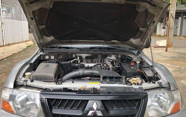 Bán Mitsubishi Pajero đời 2005, màu bạc, xe nhập Nhật10