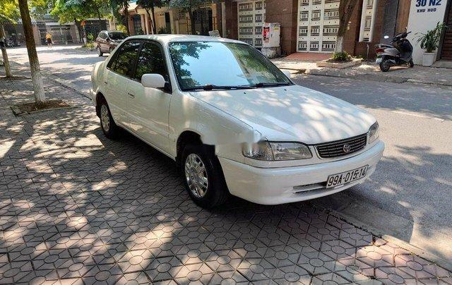 Bán Toyota Corolla Altis 1997, màu trắng, số sàn, giá chỉ 135 triệu3