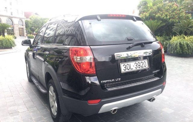 Cần bán xe Chevrolet Captiva 2008, màu đen5