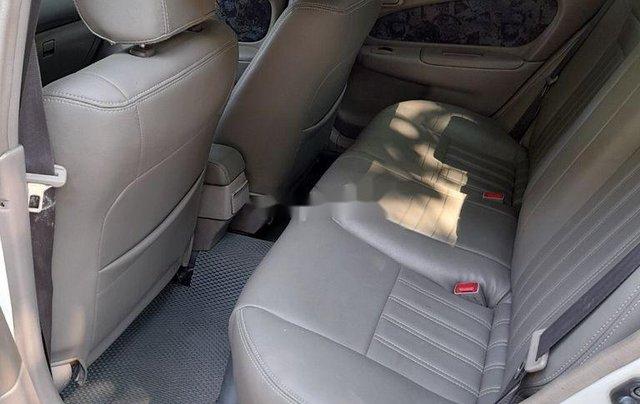 Bán Toyota Corolla Altis 1997, màu trắng, số sàn, giá chỉ 135 triệu5