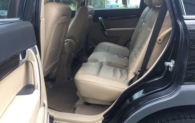 Cần bán xe Chevrolet Captiva 2008, màu đen7