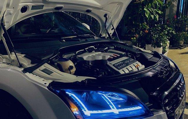 Cần bán Audi TT năm 2009, màu trắng, xe nhập chính chủ4