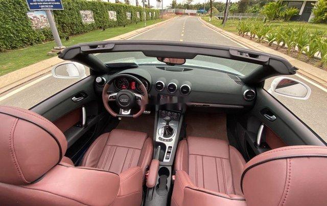 Cần bán Audi TT năm 2009, màu trắng, xe nhập chính chủ7